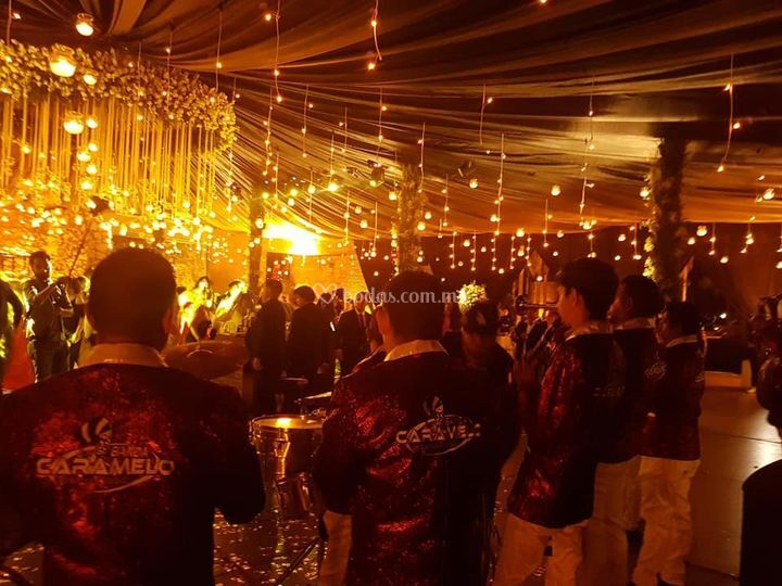 Noche de boda
