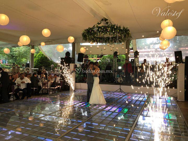 Valéstef, bodas de ensueño