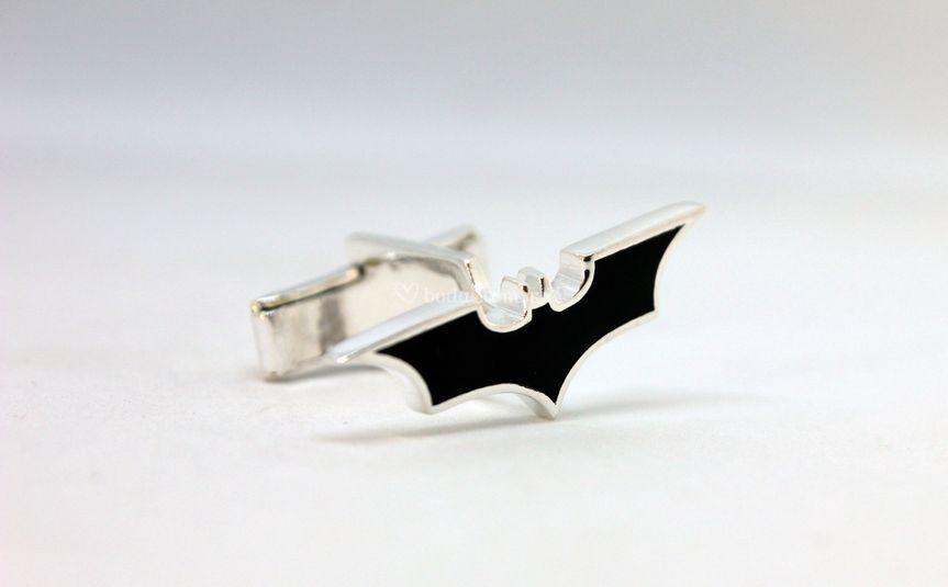 Mancuernillas Batman