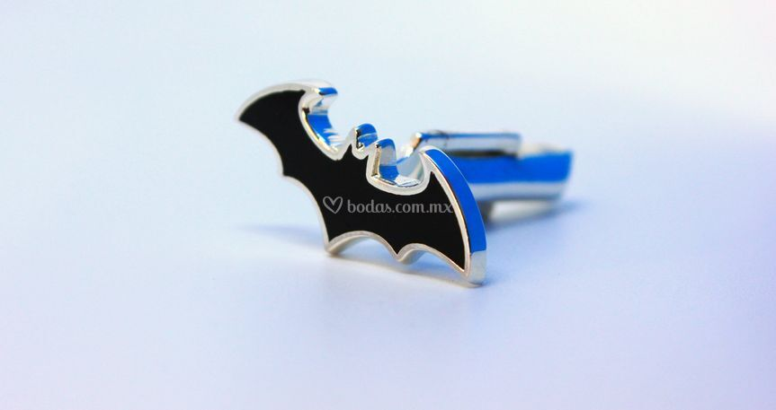 Mancuernillas Batman
