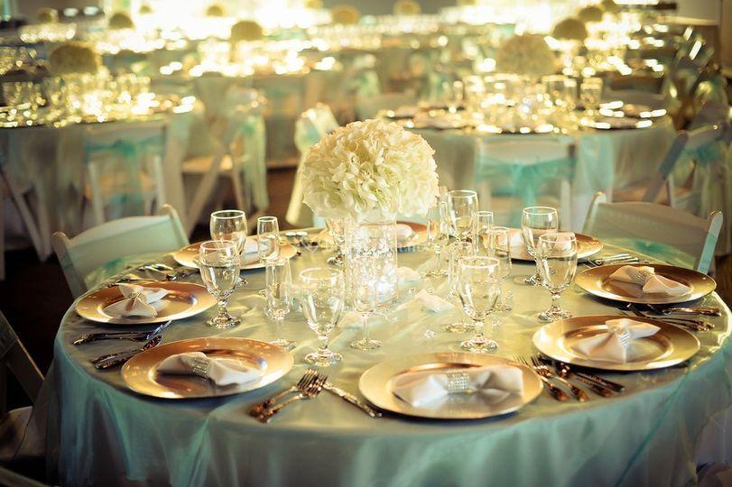 Montaje en mesas