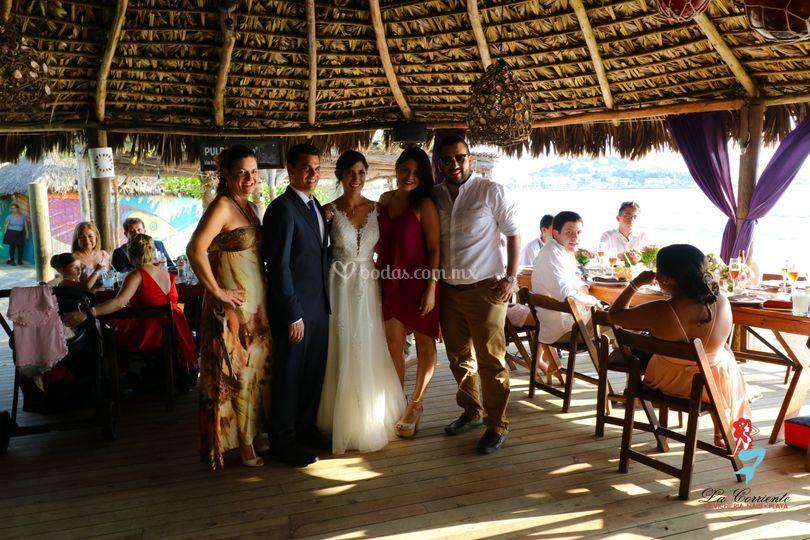 Restaurante boda
