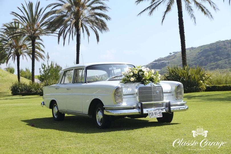 Mercedes-Benz 1963