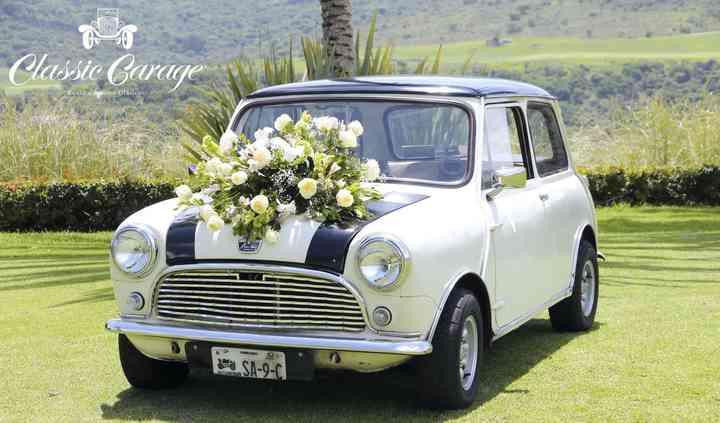 Austin Mini 1961