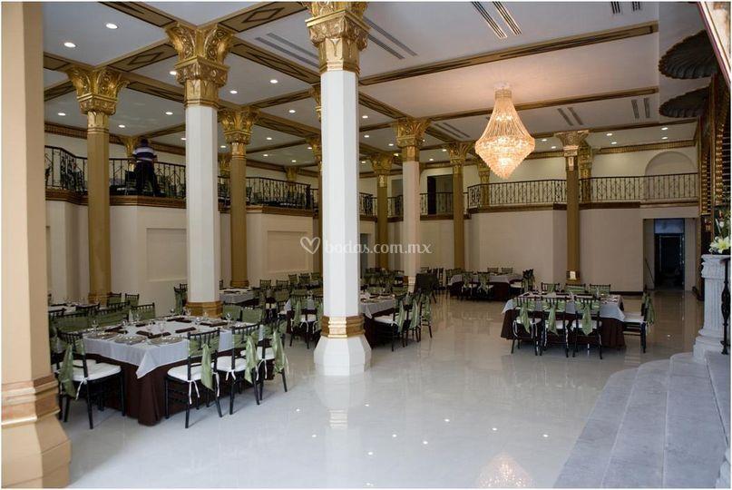 Salón Al-Andalus