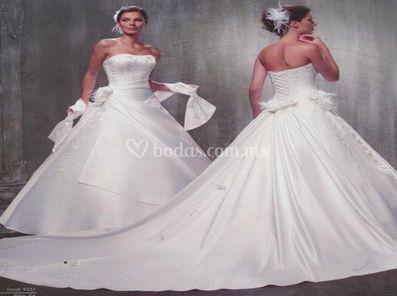 Fabrica de vestidos de novia chaparaco michoacan