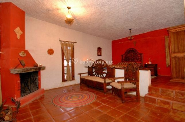 Galeria De Fotos De Sala De Estar ~ Sala de estar de Rancho Los Chabacanos  Foto 7