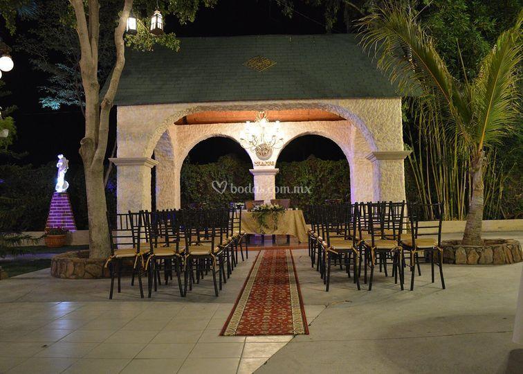 Arreglo ceremonia civil