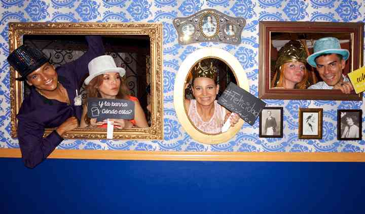 The Amazing Photo Booth