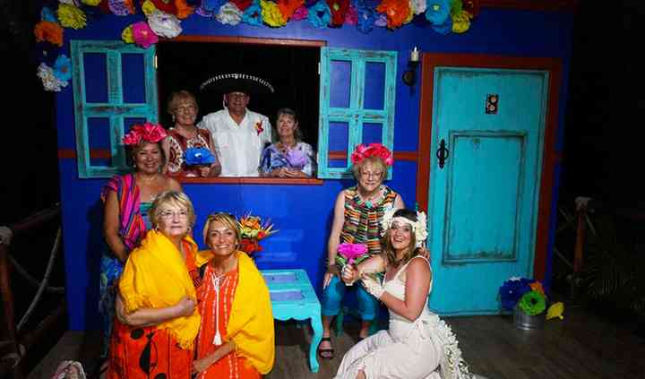 Mexican Chic Photobooth