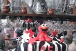 Pastel XV años Cebra y Elmo