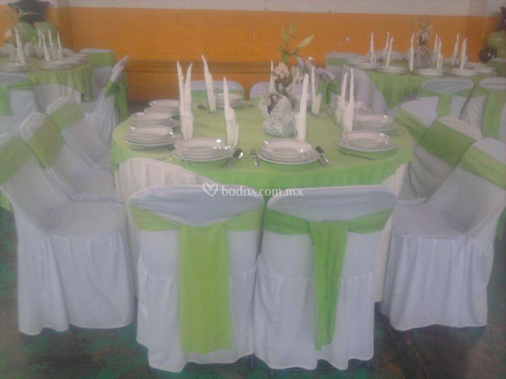 Banquetes Elegantes