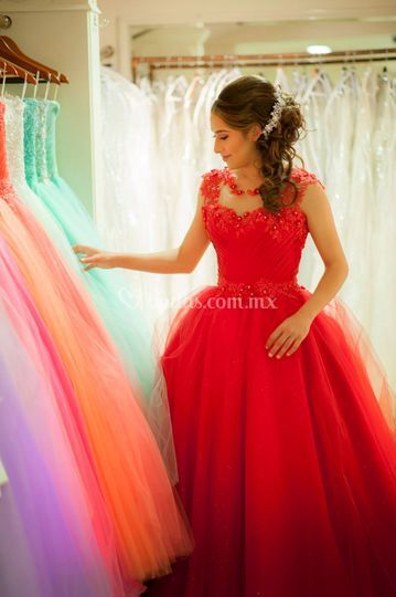 Tiendas de vestidos de novia en durango dgo