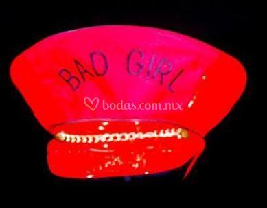Gorra bad girl