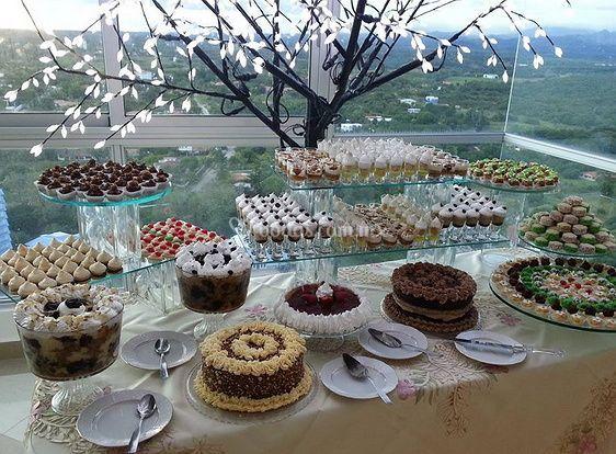Mesa de dulces para su evento