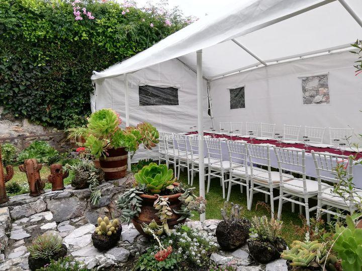 Evento boda civil