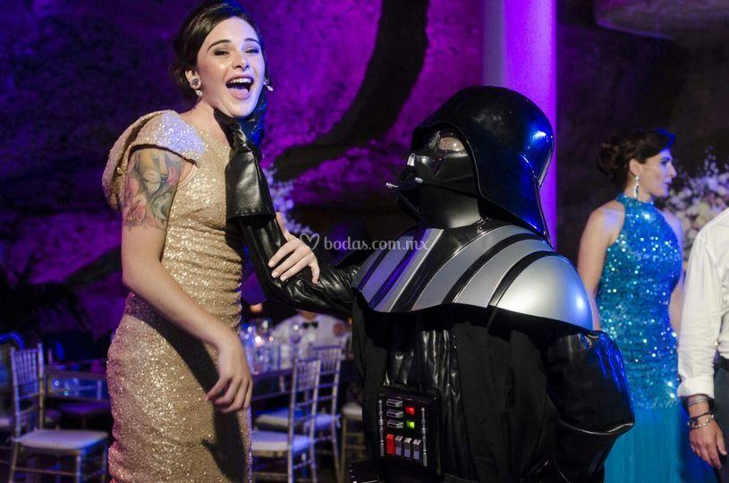 Darth Vader Happening