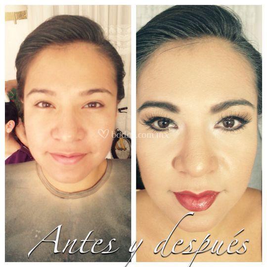 Makeup aerógrafo