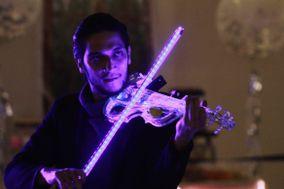 Rob Saenz - Violinista