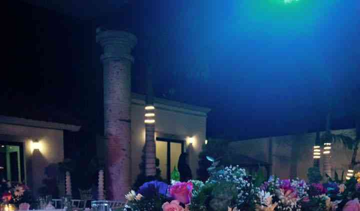 Decoracion boda terraza