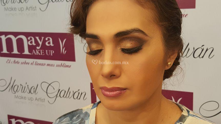 Marisol Galván Make Up