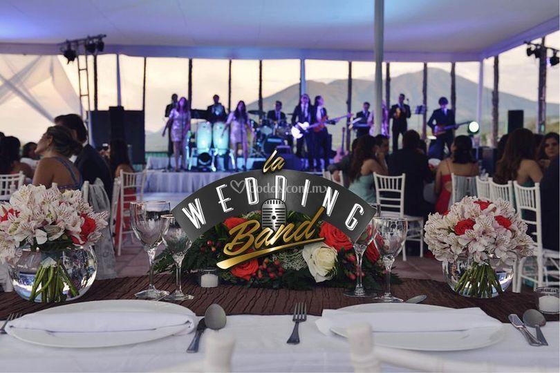 La Wedding Band
