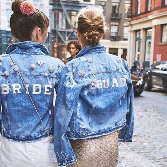 Modelo 6 bride y squad