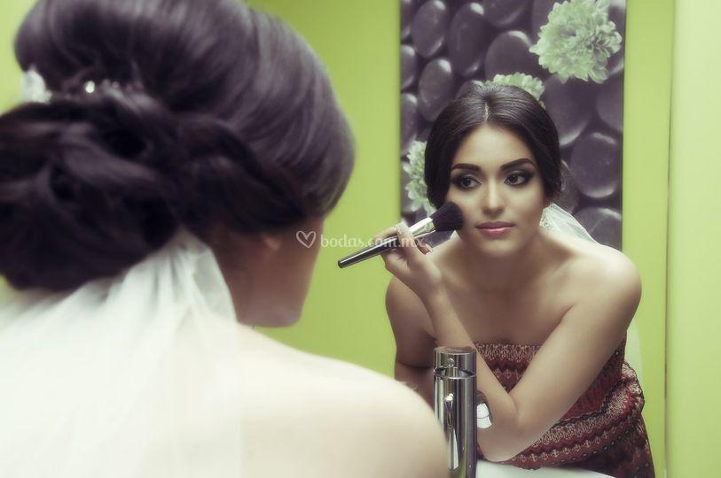 Makeup de Caro