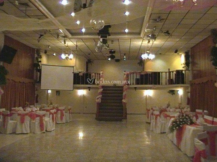 Salón María Isabel
