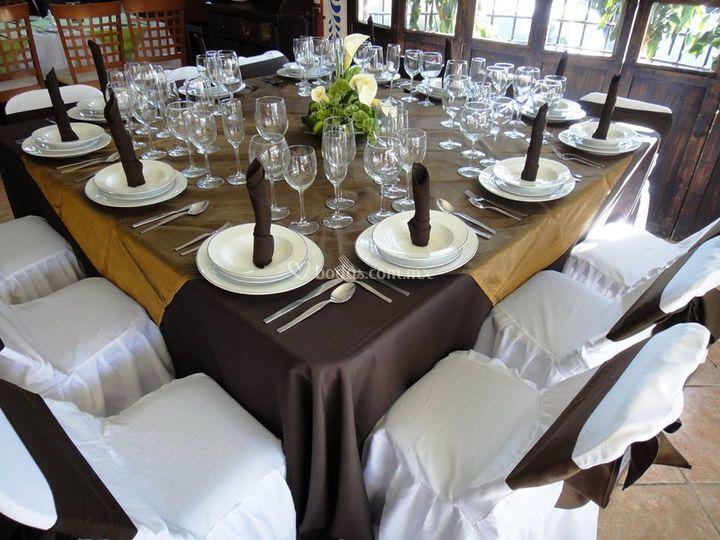 Banquetes María Bravo