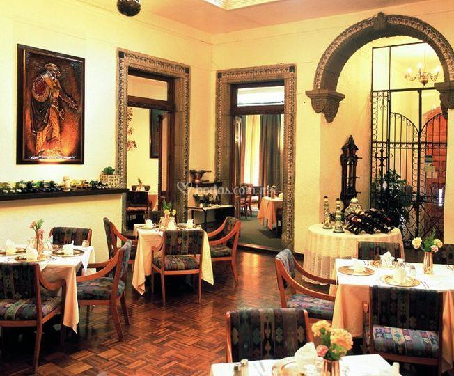 Restaurante de lujo