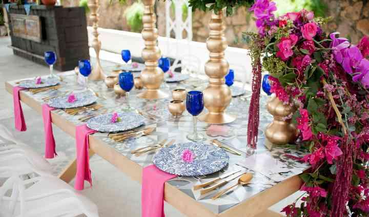 Área de banquete