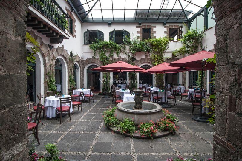 Maison San Ángel