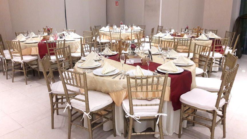 Banquetes Marel