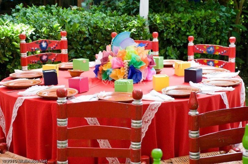 Color y tradición en su boda