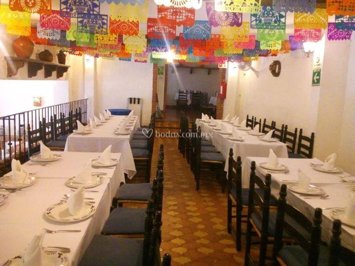Salón Tapanco