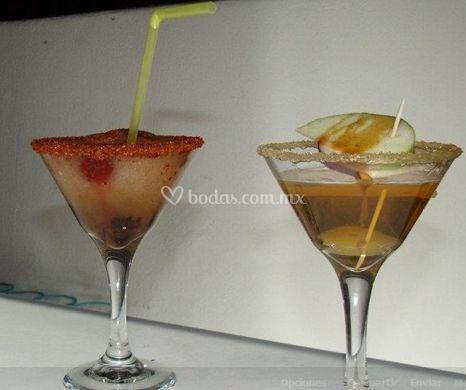 Bebidas exitosas