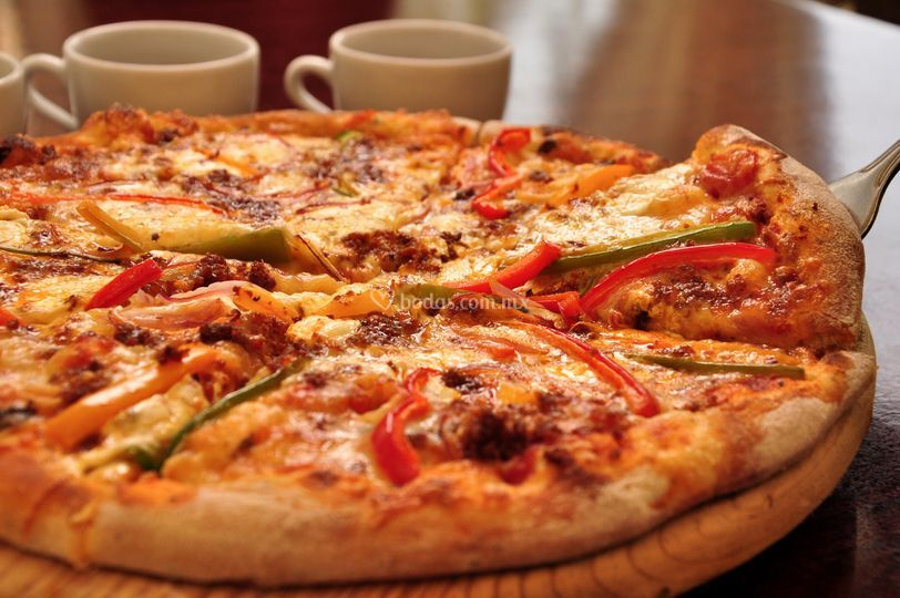 Pizza VM