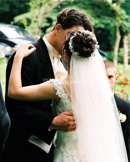 Diadema para novia