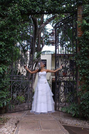 Vestido de novia Scarlet