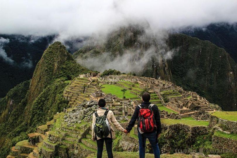 Machu Pichu de aventura
