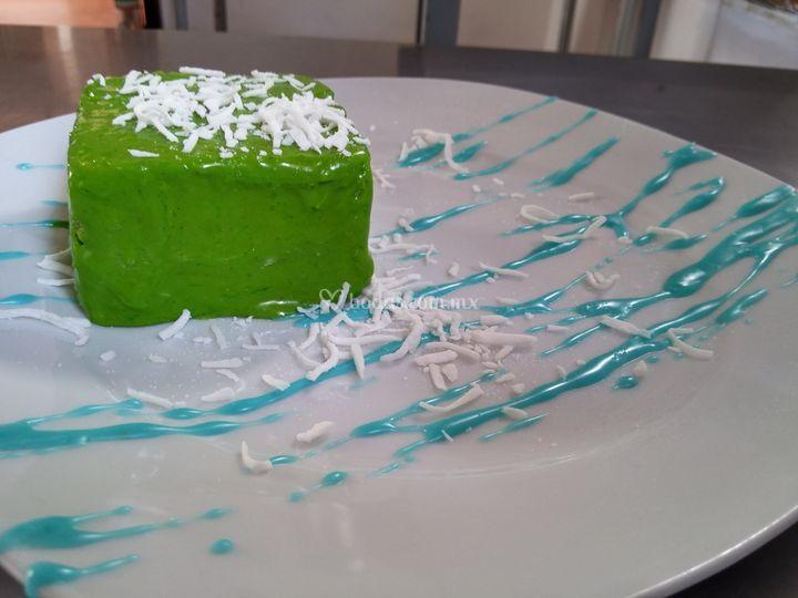 Respostería lemon cake