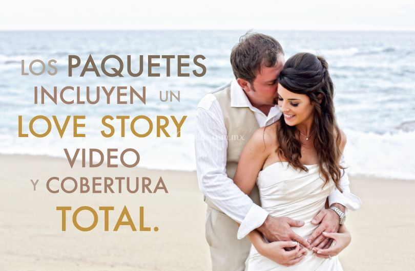 Paquetes incluyen Love Story