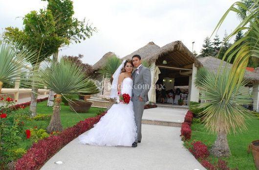 Organiza la boda de sus sueños
