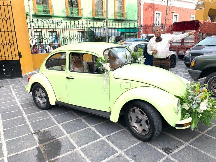 Lemon Vintage Vocho