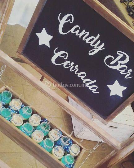 Montaje Candy Bar