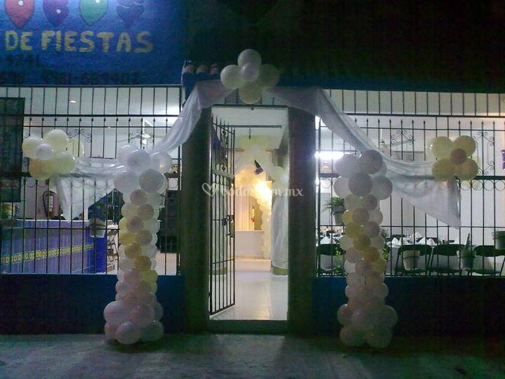 Salón Globos