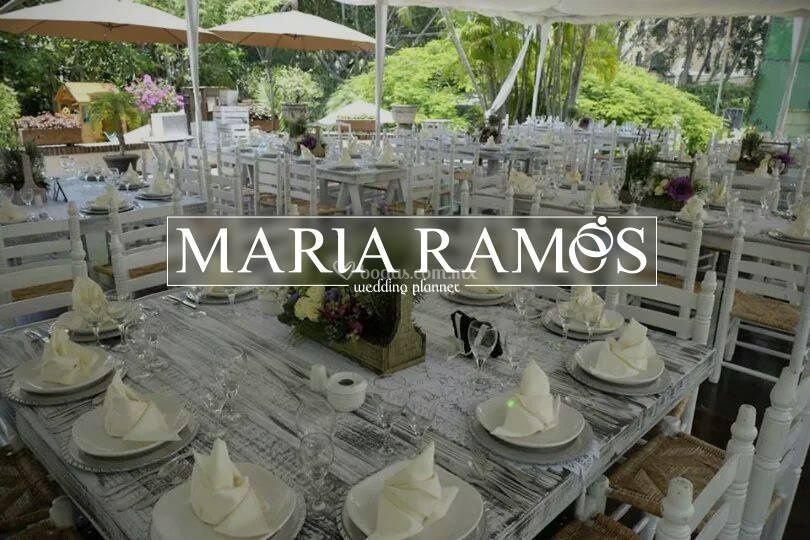 María Ramos Wedding Planner