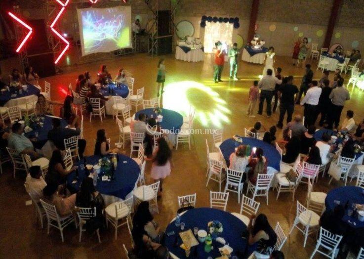 San Joaquín Eventos