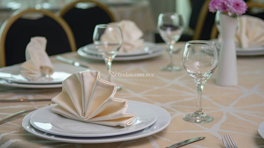 Banquetes Salón Estelar